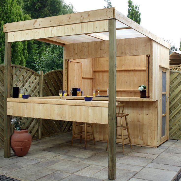 1000+ ideas about Backyard Bar on Pinterest