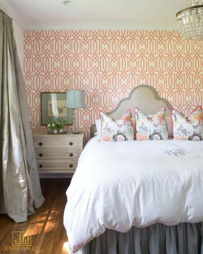 1000+ ideas about Wallpaper Headboard on Pinterest | Diy Wallpaper, Headboards and Bedrooms