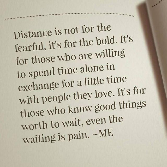 Hemingway Quotes Phone Wallpaper Long Distance Relationships Quote Gallery Wallpapersin4k Net