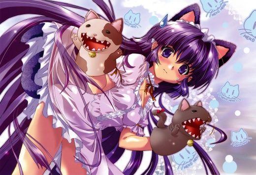 Sad Girl Love Wallpaper Maburaho Girls Source Url Http Www 1zoom Net Anime T2