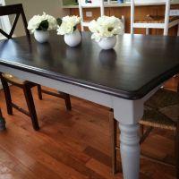 25+ best ideas about Chalk Paint Table on Pinterest ...