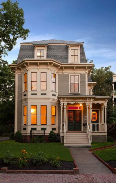 17 Best ideas about Victorian Homes Exterior on Pinterest ...