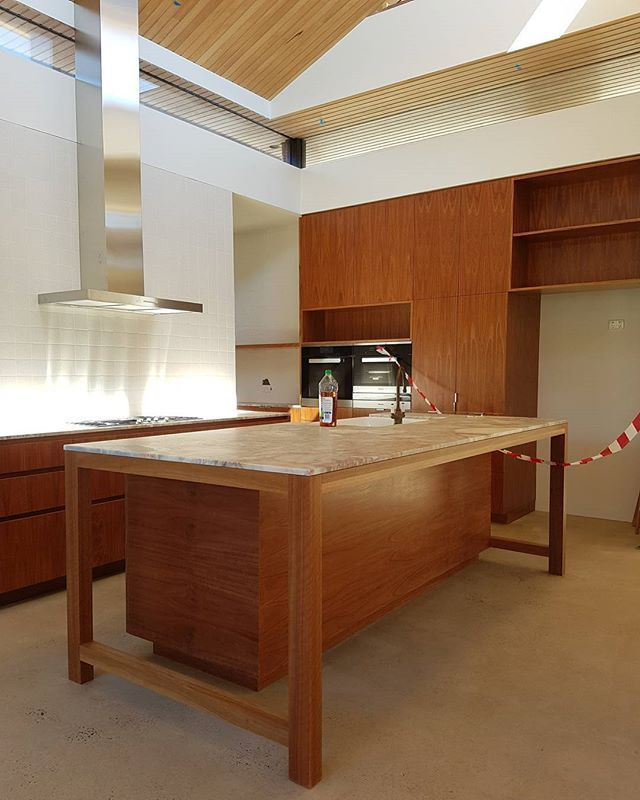 Kitchen Island With Bench 1000+ Ideas About Island Bench On Pinterest | Benches