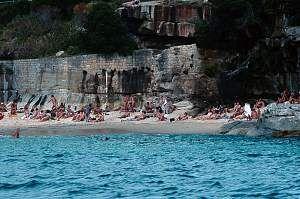 israel nude beach