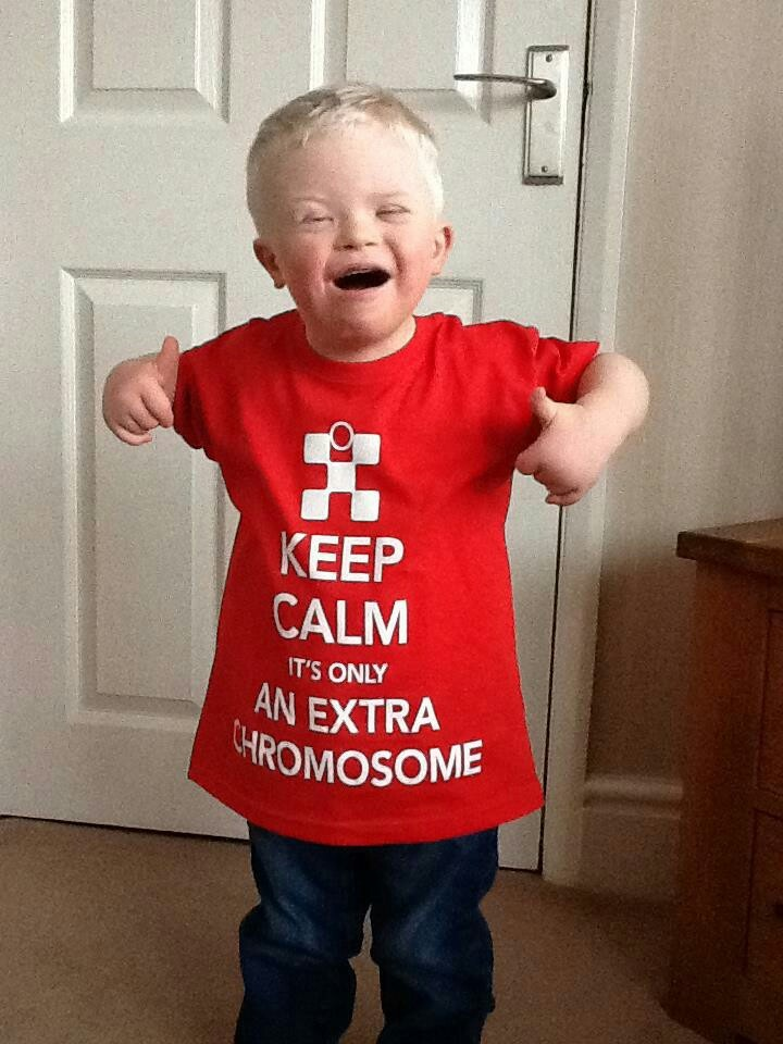 Chromosome Kid Just Genetics | .quotables. | Pinterest | Down Syndrome