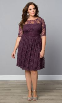 Grab our customer favorite plus size Luna Lace Dress in ...