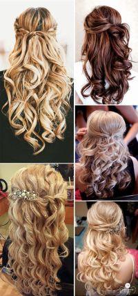 17 Best ideas about Wedding Hairstyles on Pinterest | Grad ...
