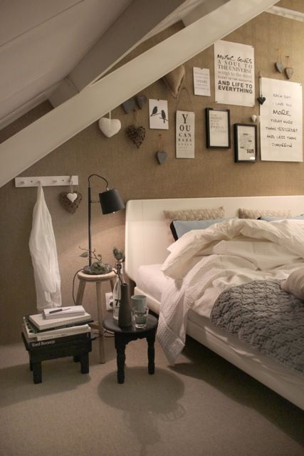 Idees Vir N Slaapkamer 17 Best Images About Tienerkamer - Moodboard Sara On