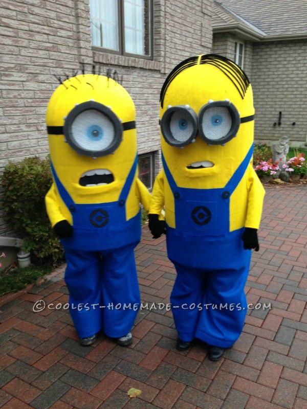 best 25 minion costumes ideas on pinterest