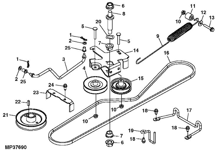 john deere 68 wiring diagram