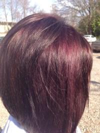 Mahogany violet and mocha brown. | Hair | Pinterest ...