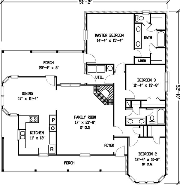 Country farm house plan home sweet home pinterest