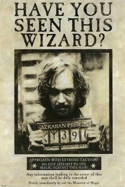 Have you seen this wizard? Sirius Black | Wallpapers | Pinterest | Wizards, Black and Sirius black