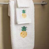 25+ Best Ideas about Monogram Towels on Pinterest ...