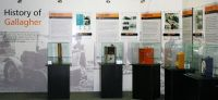 History Wall Display | Portfolio / About / Services / Our ...
