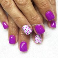 Best 25+ Shellac nail designs ideas on Pinterest