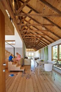 25+ best ideas about Exposed Rafters on Pinterest | Loft ...
