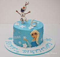 Die besten 17 Ideen zu Eisknigin Torte auf Pinterest
