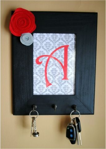 25 Best Ideas About Diy Key Holder On Pinterest Diy