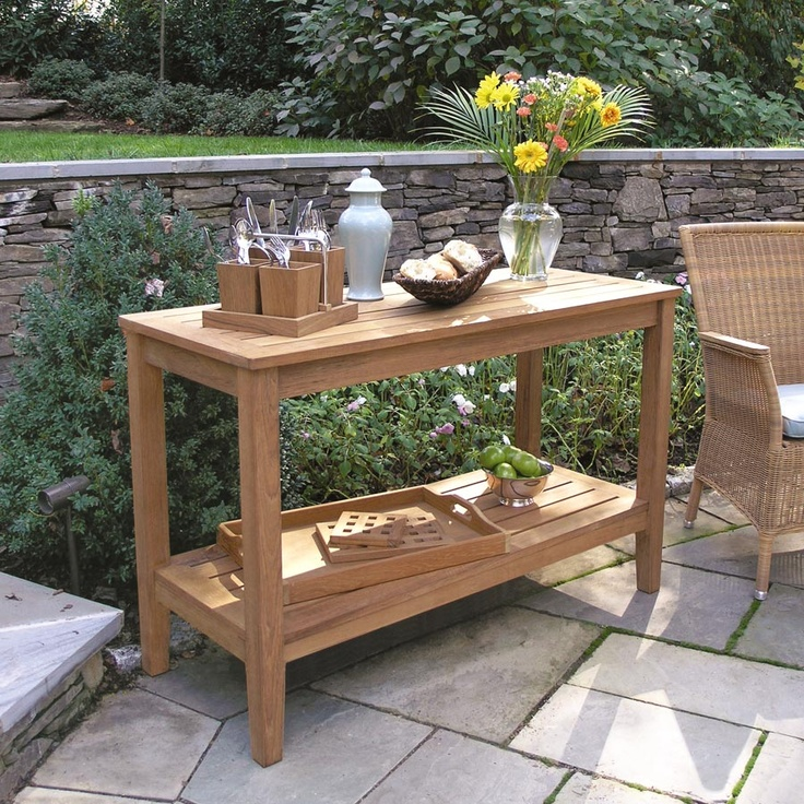 Grilltisch Ikea 17 Best Ideas About Outdoor Console Table On Pinterest