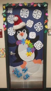 48 best Autism Awareness door and bulletin board