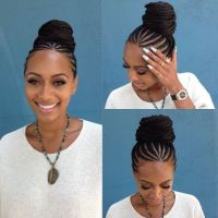 284 best images about Braided Protective Styles on Pinterest