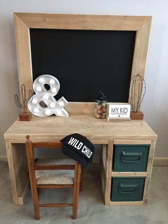 25+ best ideas about Kid desk on Pinterest