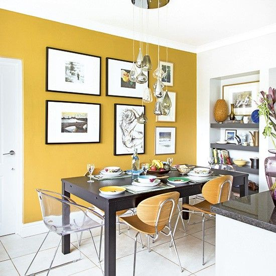 1000+ Ideas About Yellow Wall Paints On Pinterest | Interior Color