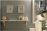 Beach theme | decor | Pinterest | Shelves, Bath shelf and ...