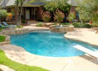 Best 25+ Backyard pool landscaping ideas on Pinterest
