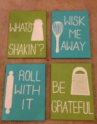 Cute kitchen signs | Cute kitchen sayings | Pinterest ...