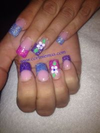 17 Best images about Easter acrylic nails on Pinterest ...