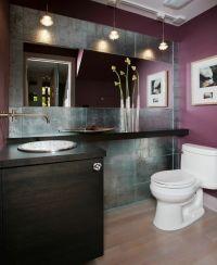 1000+ ideas about Plum Bathroom on Pinterest | Seashell ...