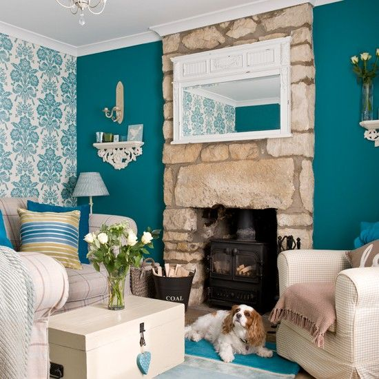 1000+ Ideas About Teal Living Rooms On Pinterest | Family Room