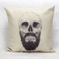17 Best ideas about Skull Pillow on Pinterest