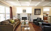 Rectangular Living Room Design, Pictures, Remodel, Decor ...