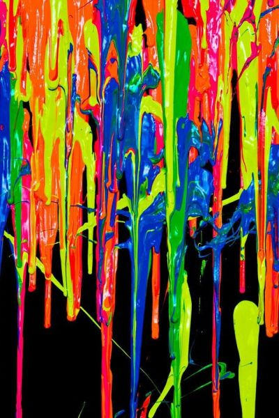 Dripping paint wallpaper | Colorful wallpaper | Pinterest | Paint wallpaper, Dripping paint and ...