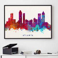 1000+ ideas about Atlanta Skyline on Pinterest | Atlanta ...