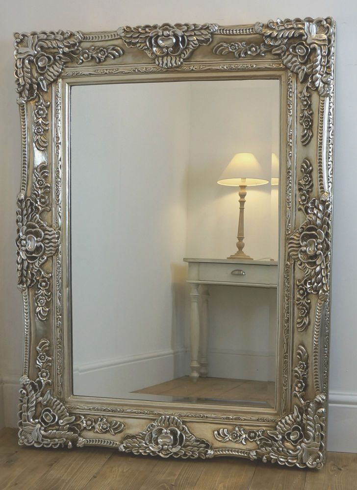 Touch Spiegel Diy 25+ Best Ideas About Ornate Mirror On Pinterest | Large
