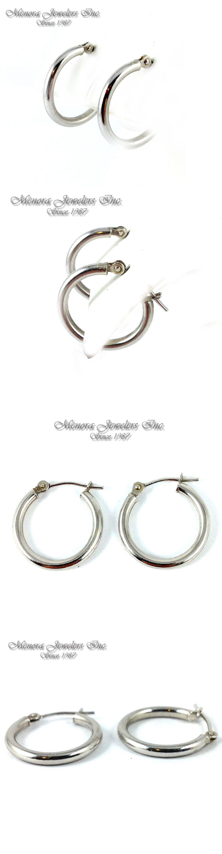 17 Best ideas about Small Gold Hoop Earrings on Pinterest