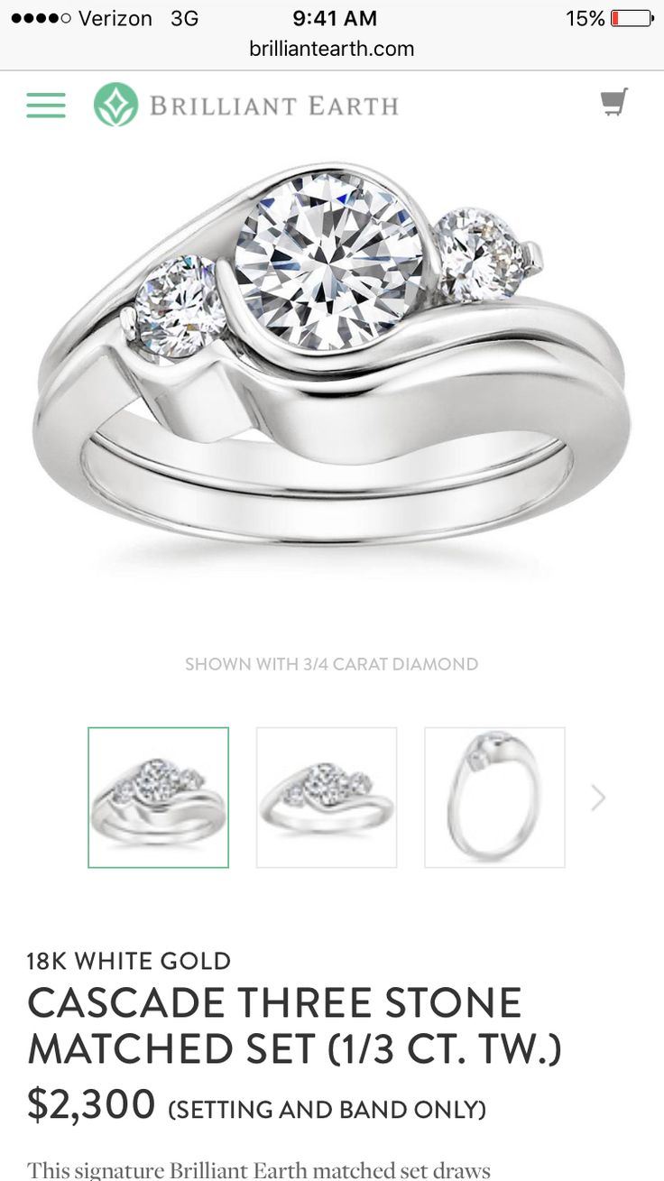 engagement rings brilliant earth wedding bands Engagement Rings