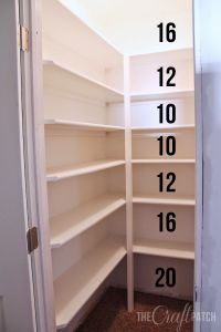 How To Build Wooden Closet Shelves - WoodWorking Projects ...