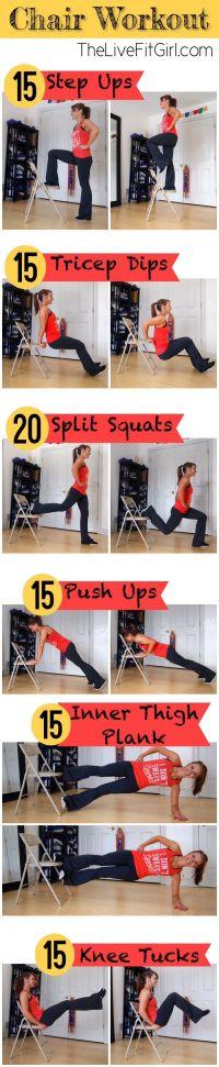 20 best images about workouts for older folks on Pinterest ...
