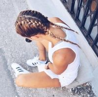 17 Best ideas about French Braids on Pinterest | French ...