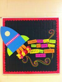 Best 25+ Rocket bulletin boards ideas on Pinterest