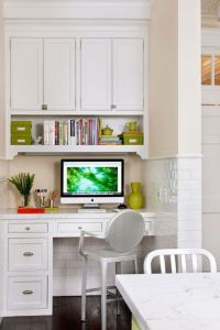 Best 25+ Kitchen desks ideas on Pinterest