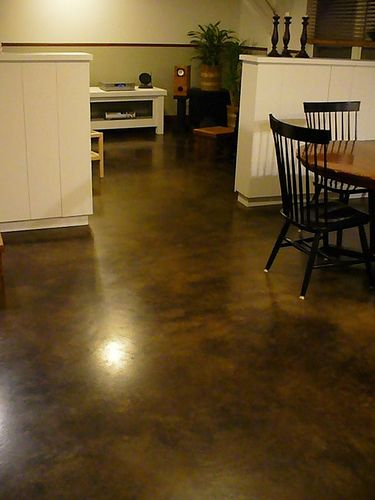 78 Best Ideas About Cleaning Concrete Floors On Pinterest