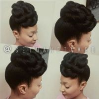 17 best images about Natural Potective Styles on Pinterest ...
