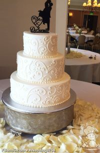 Best 25+ Wedding cake designs ideas on Pinterest | Elegant ...