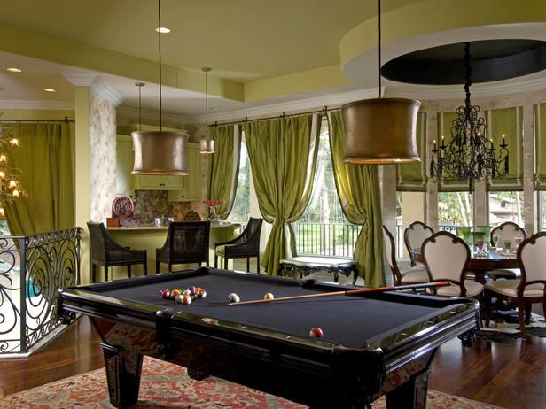 17 Best Images About Pool Table Room Ideas On Pinterest | Rec